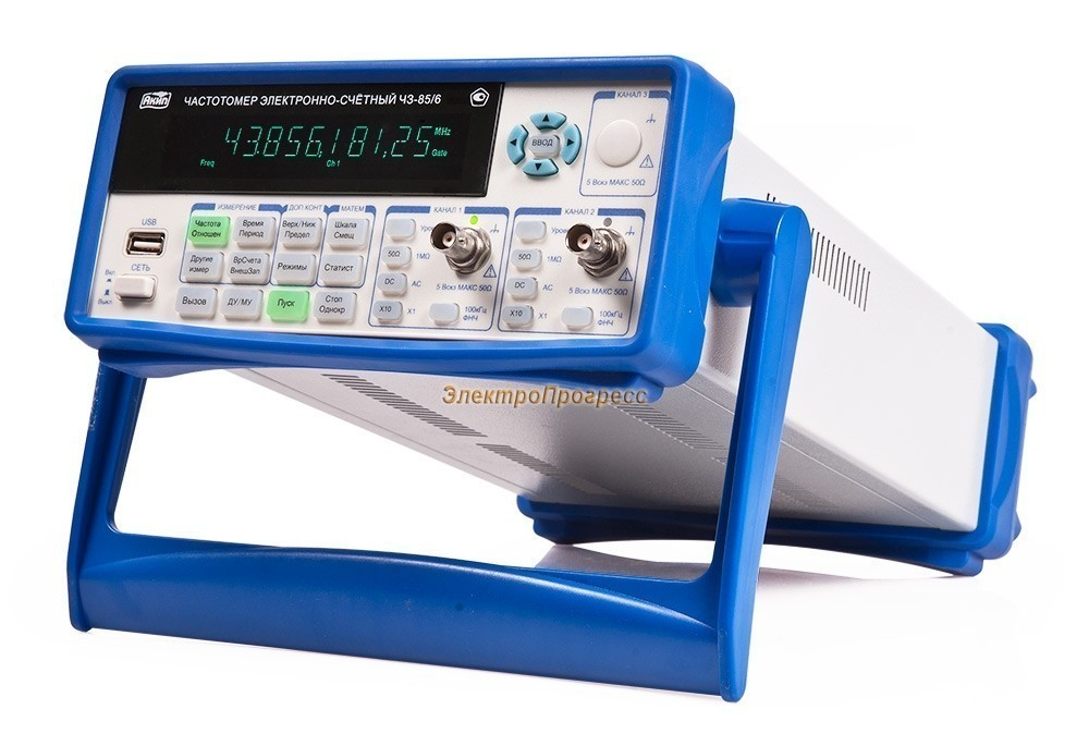 Ч3-85/4 - частотомер электронно-счётный