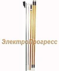 Указатель высокого напряжения УВНУШ-10СЗ ИП