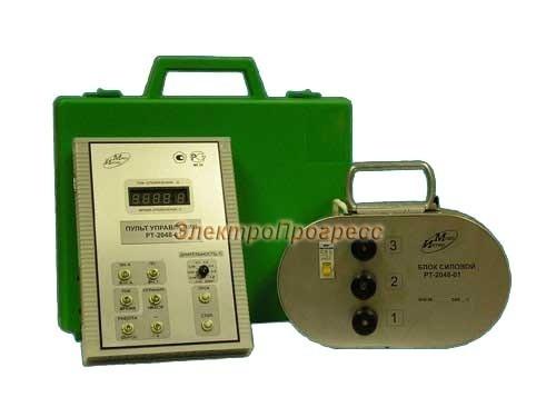 РТ-2048-05 - комплект для испытаний автоматических выключателей (до 5 кА)