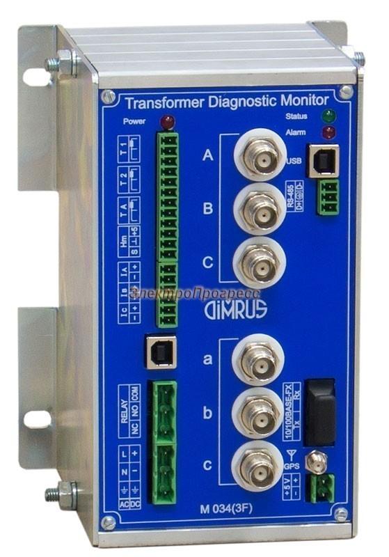 R-1500 – система мониторинга изоляции высоковольтных вводов