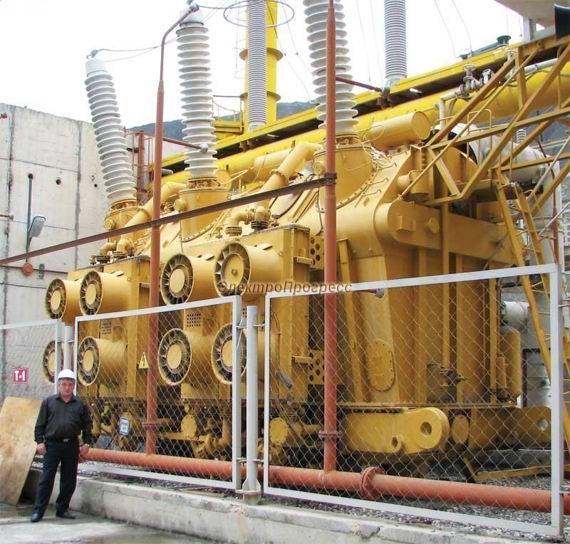TDM-M – система мониторинга сухих и маслонаполненных силовых трансформаторов с рабочим напряжением до 110 кВ