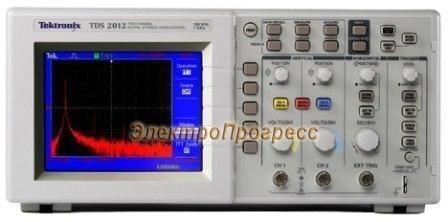 TDS2012B - цифровой осциллограф