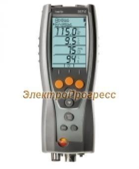 Testo 327-1 (0632 3203) - анализатор дымовых газов, O2-версия