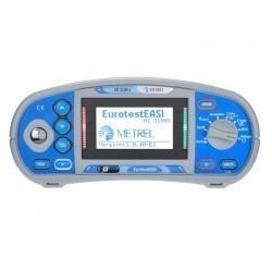 Многофункциональный измеритель параметров электроустановок Metrel MI 3100 S EurotestEASI