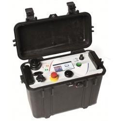 HVA28TD - установка для испытания кабеля с модулем измерения угла диэлектрических потерь