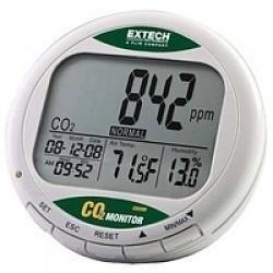 Extech CO200 - Настольный измеритель качества воздуха и концентрации углекислого газа (СО2)