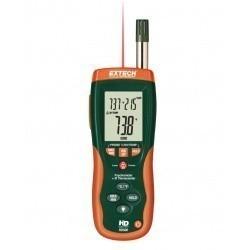 Extech HD550 - Психрометр + инфракрасный термометр с GPP (г/кг)