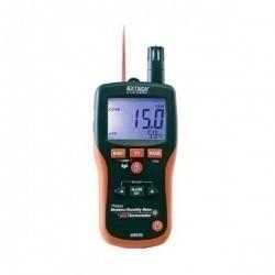 Extech MO290 - Бесштифтовой прибор для измерения влажности + инфракрасный термометр