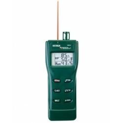 Extech RH401 - Цифровой психрометр + ИК термометр