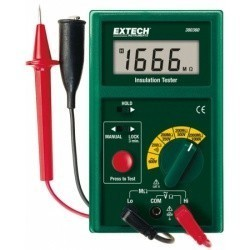 Extech 380360 - Измеритель сопротивления изоляции/мегомметр