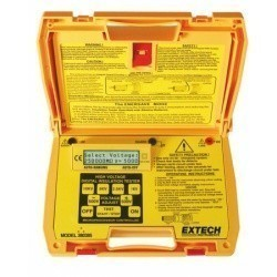 Extech 380385 - Цифровой высоковольтный измеритель сопротивления изоляции