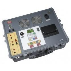 LTCA-40 - специализированный трансформаторный омметр с функцией поиска проблем рабочих контактов РПН