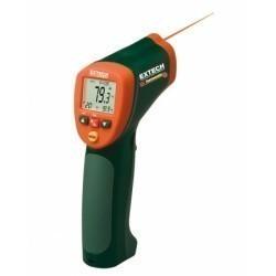 Extech 42515 - Инфракрасный термометр широкого диапазона с термопарой типа К до 1370°С