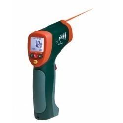 Extech 42560 - Инфракрасный термометр с беспроводным компьютерным интерфейсом и термопарой типа К на 1370 °C