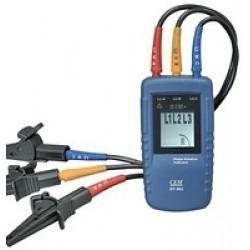 DT-902 - идикатор порядка подключения обмоток электродвигателя и порядка чередования фаз