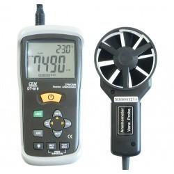 DT-619 - анемометр