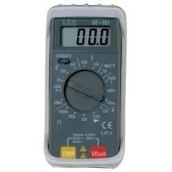 DT-102 - мультиметр компактный