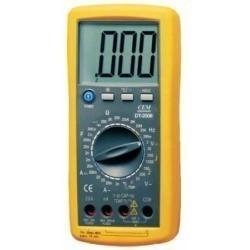 DT-2008 - цифровой мультиметр