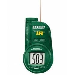 Extech IR201 - Карманный инфракрасный термометр Extech IR201 на 270°С
