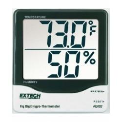 Extech 445703 - Гигротермометр с большим ЖК-дисплеем