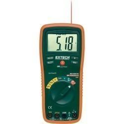 Extech EX450 - Цифровой мультиметр с автоматическим переключением диапазонов измерений + ИК термометр