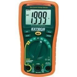 Extech EX310 - Цифровой минимультиметр с функцией переключения диапазонов измерений вручную + индикатор напряжения