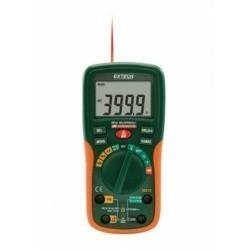 Extech EX230 - Цифровой мини мультиметр с инфракрасным термометром