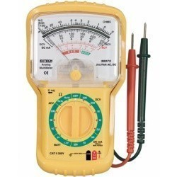 Extech 38073 - Аналоговый мультиметр