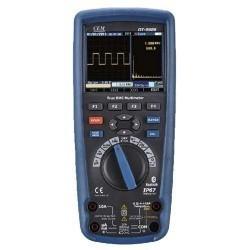 DT-9989 - профессиональный цветной цифровой осциллограф мультиметр