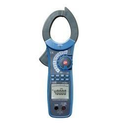 DT-3351 - профессиональные токовые клещи для измерения постоянного и переменного тока