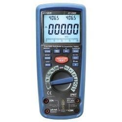DT-9985 - измеритель сопротивления изоляции с True RMS мультиметром
