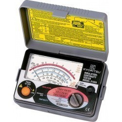 KEW 3132A - мегаомметр аналоговый