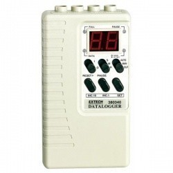 Extech 380340 - Регистратор данных с питанием от батареи