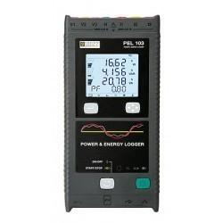 Трехфазный регистратор энергии с дисплеем PEL103 (CA8352v2)
