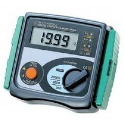 KEW 4118A - измеритель сопротивления фаза-ноль и тока короткого замыкания