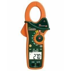 Extech EX810 - Токоизмерительные клещи переменного тока на 1000А /DMM + ИК термометр