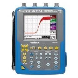 OX7104B-CSD осциллограф индустриальный портативный