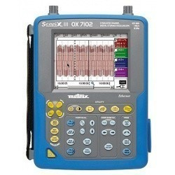 OX7202B-CSD осциллограф индустриальный портативный