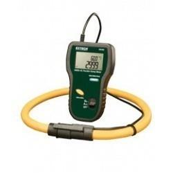 Extech 382400 - Токоизмерительные TRUE RMS клещи с гибкими зажимами на 3000А