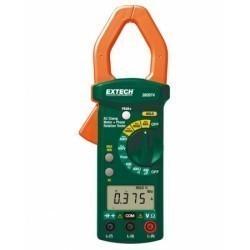 Extech 380974 - Токоизмерительные клещи на 1000А + тестер сдвига фаз