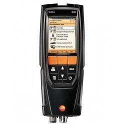Комплект Testo 320 (0563 3221) с H2-компенсацией