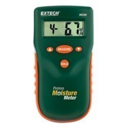 Extech MO280 - Бесконтактный измеритель влажности в материалах
