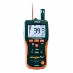 Extech MO295 - Бесштифтовый прибор для измерения влажности + инфракрасный термометр