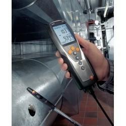 Testo 435-3 (0560 4353) многофункциональный измерительный прибор для систем овк и оценки качества воздуха в помещениях