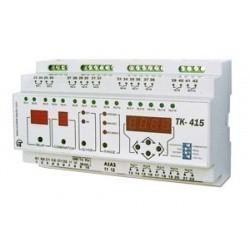 ТК-415 - последовательно-комбинационный таймер