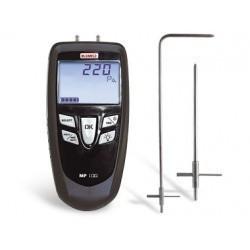MP 101 - Портативный микроманометр со встроенным датчиком давления (от 0 до ± 1000 ммH2O)