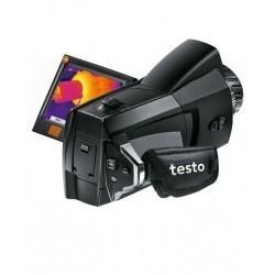 Testo 876 (0560 8761) - Тепловизор с NETD < 80 мК и большим поворотным дисплеем