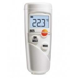 Testo 805 (0563 8051) - карманный ИК-термометр (пирометр) + чехол и батарея