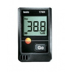 Testo 174 - мини логгер данных температуры