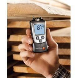 Testo 606-1 (0560 6060) - прибор для измерения влажности древесины и стройматериалов